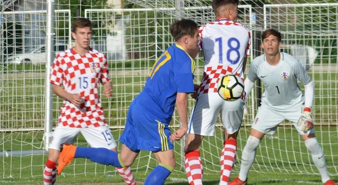 Hrvatska U-18 u Slavonskom Brodu nadjačala BiH