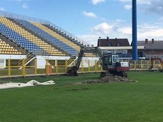 Projekt obnove prvoligaških terena započeo u Zaprešiću