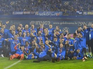 Video: Dinamo pobjedom proslavio naslov, Rijeka u derbiju osigurala drugo mjesto