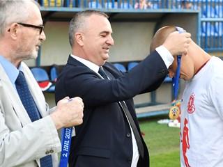 """Nenad Črnko: """"Gorici je i dalje glavni cilj ostanak bez grča"""""""