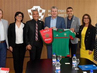 HNS hosts Morocco 2026 delegation