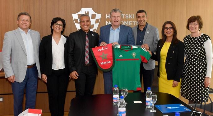 HNS hosts Morocco 2026 delegation