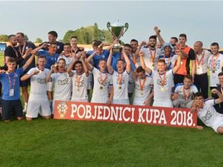 Izvučeni parovi polufinala Kupa za mlađe uzraste