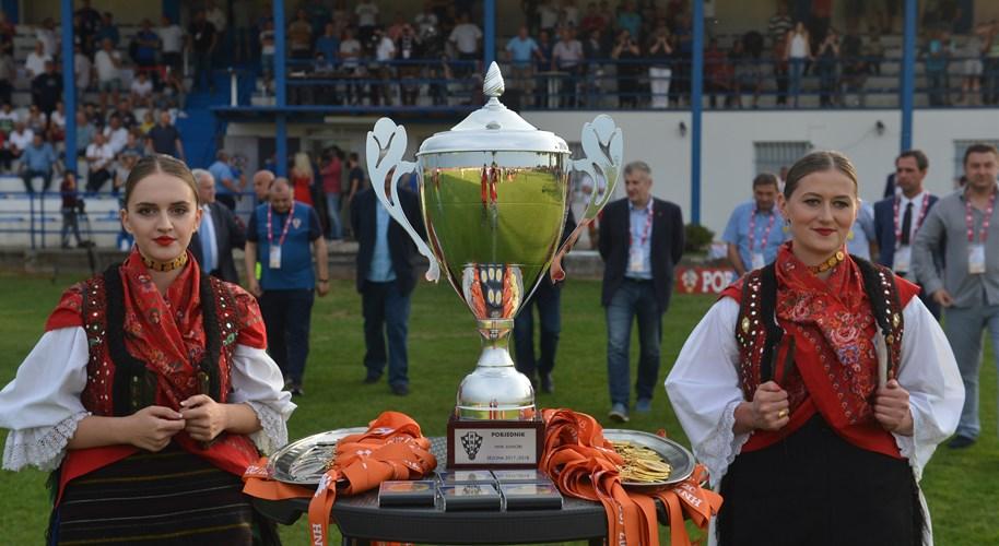 Finalni dvoboji Kupa za mlađe uzraste u programu HNTV-a