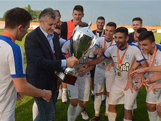 Video: Dinamo, Hajduk i Osijek osvojili trofej Kupa