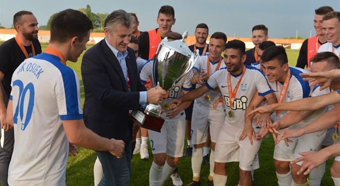 Dinamo, Hajduk i Osijek osvojili trofej Kupa