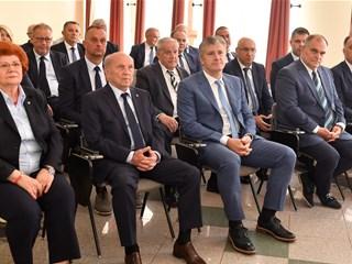 U Vinkovcima održan prijem povodom finala Kupa