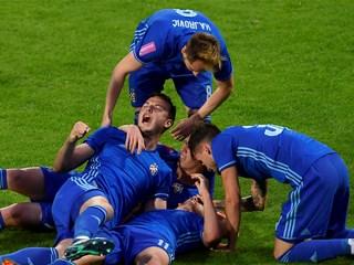 Dinamo stekao veliku prednost protiv Hapoela
