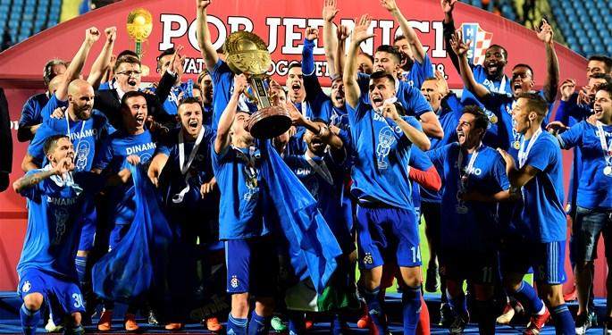Dinamo svladao Hajduk i osvojio Kup!