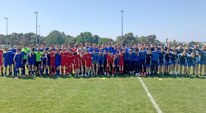 Jesenski selektivni turnir Nogometnih središta HNS-a
