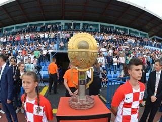 Održan ždrijeb pretkola Hrvatskog nogometnog kupa