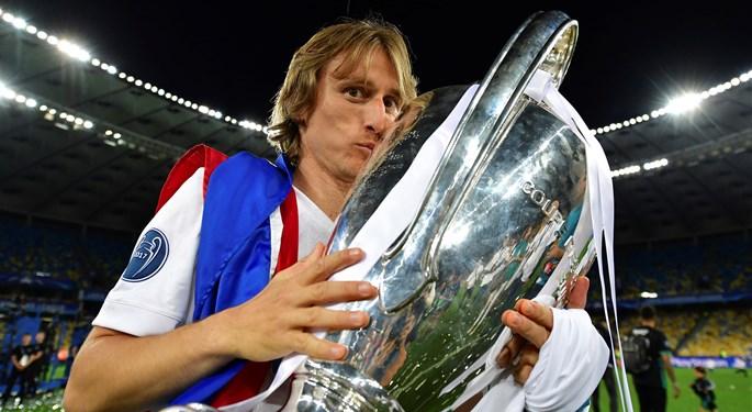 Luka Modrić nominiran za najboljeg veznjaka Lige prvaka