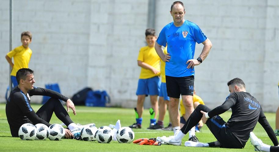 """Marjan Mrmić: """"Ne pričam golmanima o Messiju, on je samo jedan"""""""