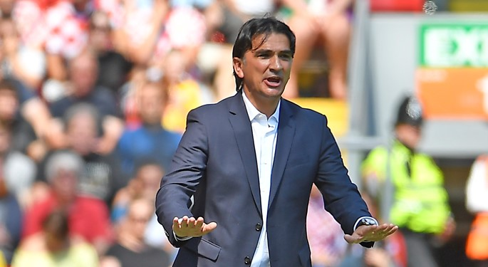 "Dalić: ""Brazil immediately punishes loss of concentration"""