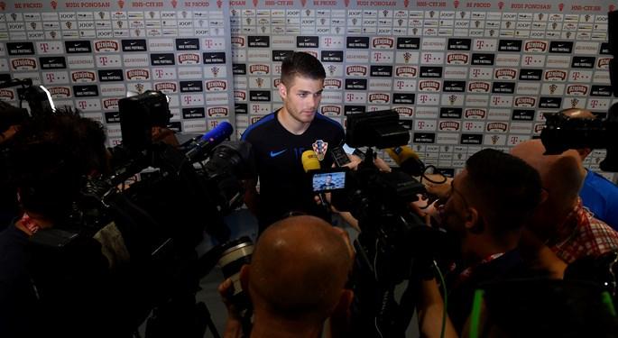 """Ćaleta-Car: """"Umor nije ni najmanje važan kada igramo za Hrvatsku"""""""