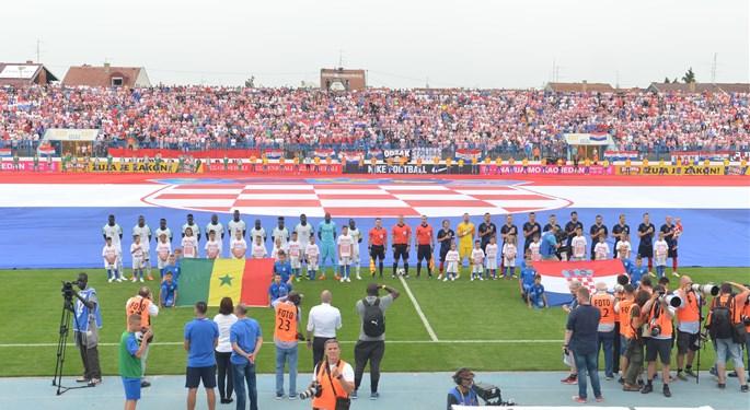 Hrvatska igra s Walesom u Osijeku