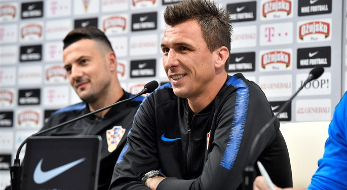 """Mandžukić: """"Nema većeg motiva od igranja za Hrvatsku na SP-u"""""""
