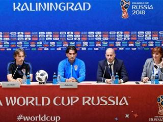 Video: Dalić i Modrić uživo prije utakmice