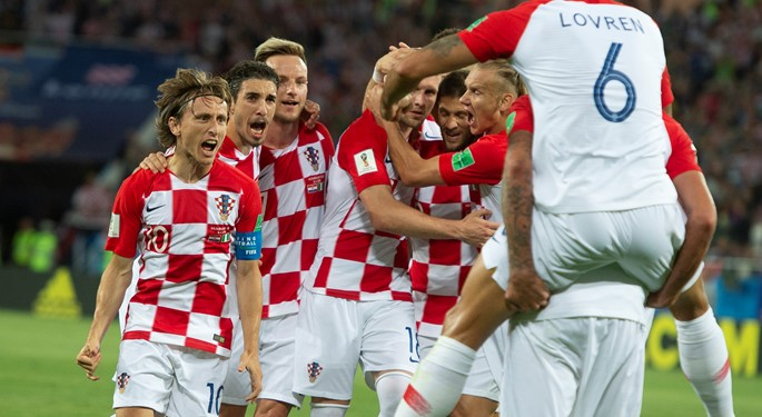 Hrvatska pobjeda nad Nigerijom u Kalinjingradu#Croatia Starts the Group Stage with a Win