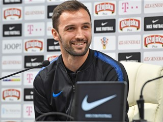 """Badelj: """"Vjerujem u snagu Hrvatske, pogotovo u velikim utakmicama"""""""
