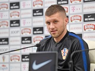 """Rebić: """"Dajem sve od sebe za Hrvatsku i uvijek ću davati"""""""