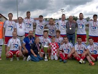 NK Pajde Möhlin obranili europski naslov