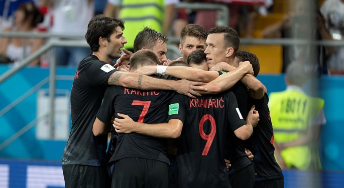 Hrvatska u Rostovu nadjačala i Islanđane#Croatia Completes the Group Stage with Full Points