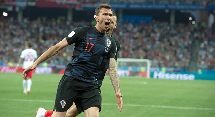 """""""I've given my best for Croatia"""""""