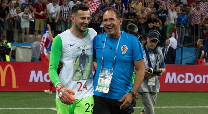 Video: Dražen Ladić uoči dvoboja s Englezima