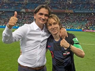 Modrić best playmaker, Dalić runner-up among the national team coaches