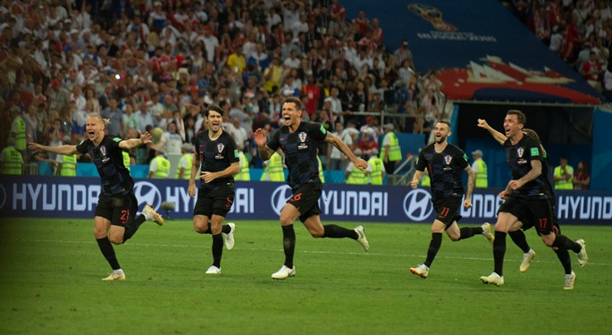 Nova drama Vatrenih za prolaz u polufinale SP-a!#Another Gripping Match in the World Cup QF