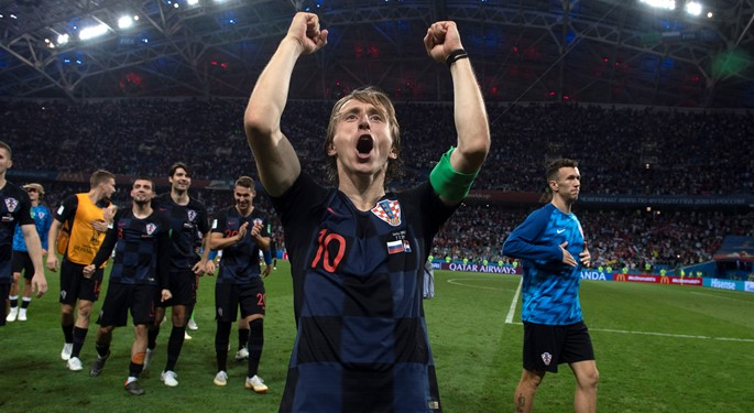 Luka Modrić dobitnik Zlatne lopte France Footballa!