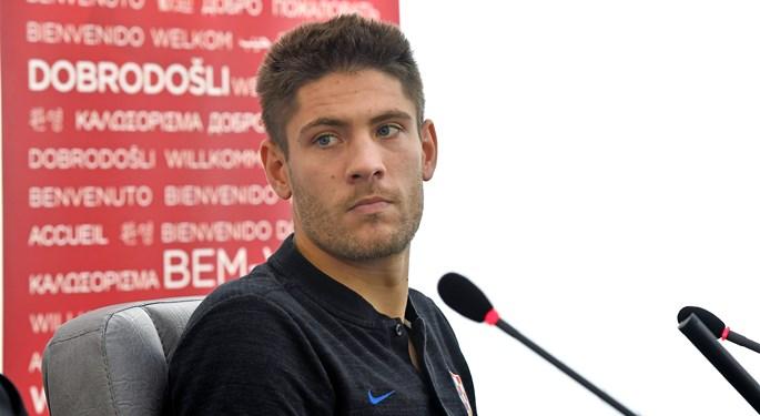 """Kramarić: """"Želimo imati priliku sanjati o naslovu prvaka svijeta"""""""