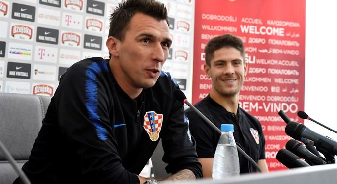 """Mandžukić: """"Da je utakmica danas, bili bismo spremni"""""""