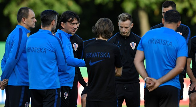 Dalić names Croatia squad for matches against Slovakia and Azerbaijan