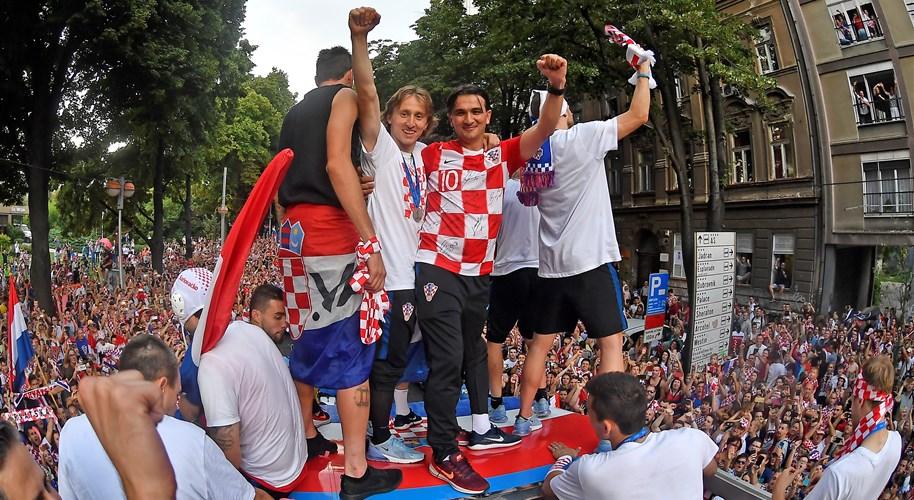 Modrić i Dalić - junaci za sva vremena
