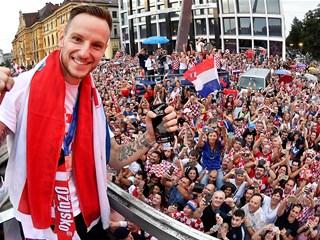 Ivan Rakitić prvi gost Fifa Sounda