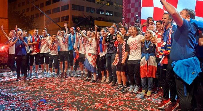 FIFA World Cup: 12 država ispred, 198 iza Hrvatske