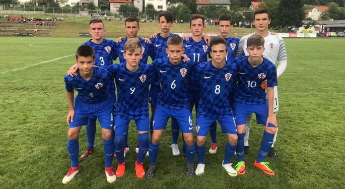 Hrvatska U-15 pobijedila Albaniju