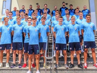 Hrvatska U-17 remizirala s Varaždinom U-19