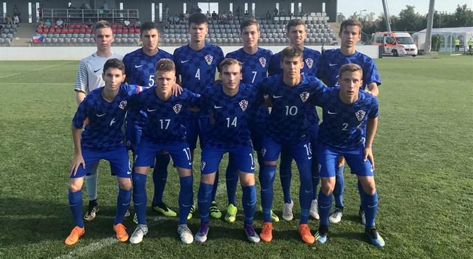 Dvostruki program Hrvatske U-17 sa Slovenijom