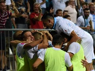 Video: Rijeka najuvjerljivije do osmine finala Kupa
