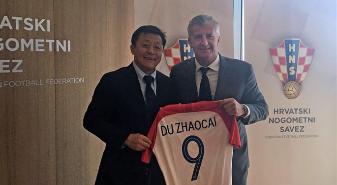 HNS i Kineski nogometni savez dogovorili partnerstvo