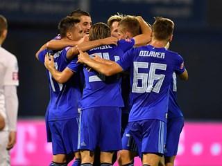 Dinamo prvi porazio Osijek, preuzeo vrh tablice