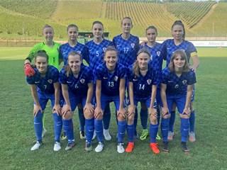 Švicarke nadjačale Hrvatsku U-19 u Mladini