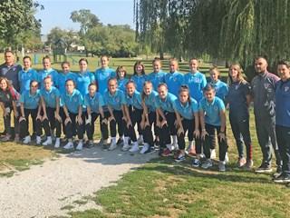 Hrvatska U-19 u borbi za Elitno kolo