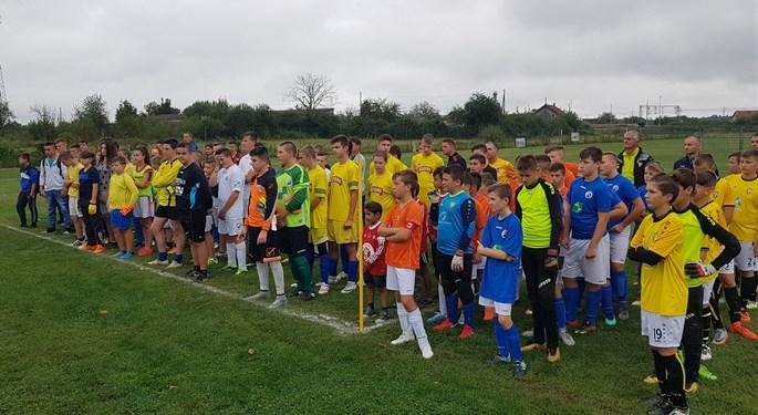 Romska dječja momčad sudjelovala na Psunj-Sokol kupu