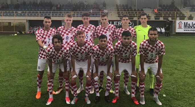 Video: Raspucana Hrvatska U-19 uvjerljiva protiv Indije