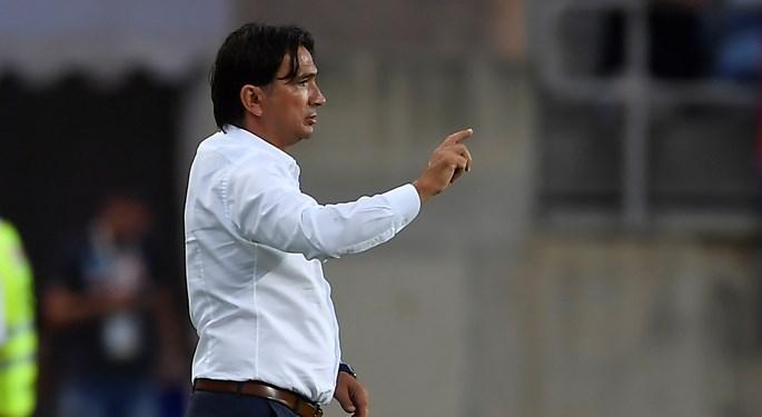 Dalić and Santini discuss Portugal draw