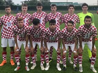 Hrvatska U-19 zaključila turnir pobjedom nad Slovenijom